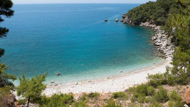 Türkiye'nin en güzel koyları! Sessiz sakin bayram tatili için tam zamanı…