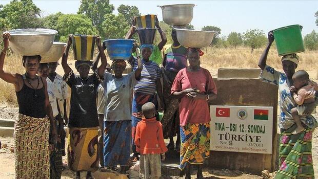 DSİ'den Afrika'ya can suyu