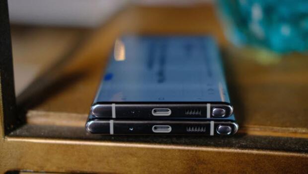 Samsung Galaxy Note 10da neden kulaklık girişi yok