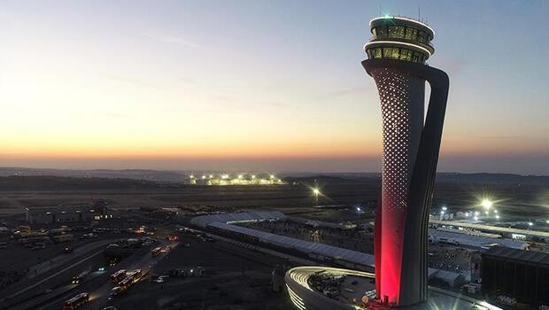 İstanbul Havalimanı yüzde 8 yakıt tasarrufu sağlıyor