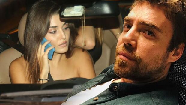 Hande Erçel çevirmeye takılınca sevgilisini aradı