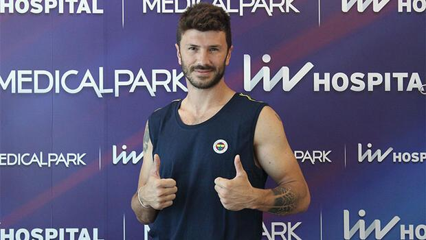 Fenerbahçeli voleybolcular sağlık kontrolünden geçti