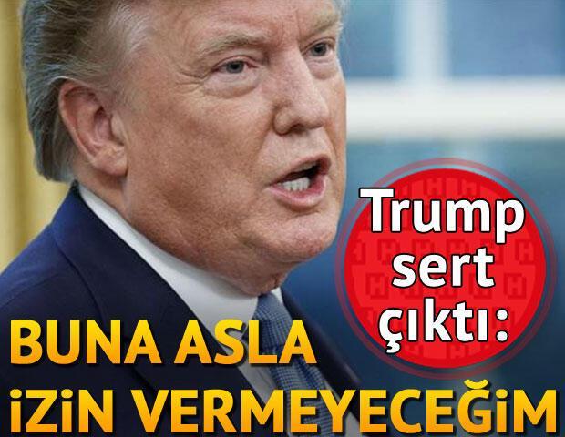 Trumptan Çindeki ABDli şirketlere evinize dönün çağrısı