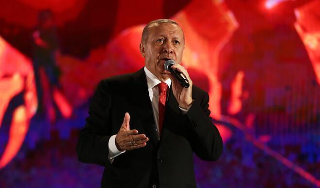 Erdoğan'dan darbeye direnişin 3. yılında önemli mesajlar