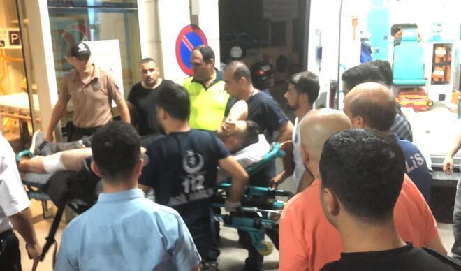 Siirt'te hareketli dakikalar... Çatışma çıktı: Bir polis yaralı, saldırgan öldürüldü