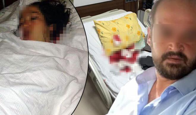 Artık yeter! Doğum yapan eşini hastanede bıçakladı