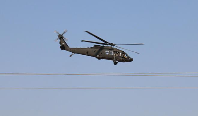 Müşterek Harekat Merkezi faaliyete başladı!  İlk helikopter uçuşu bugün...