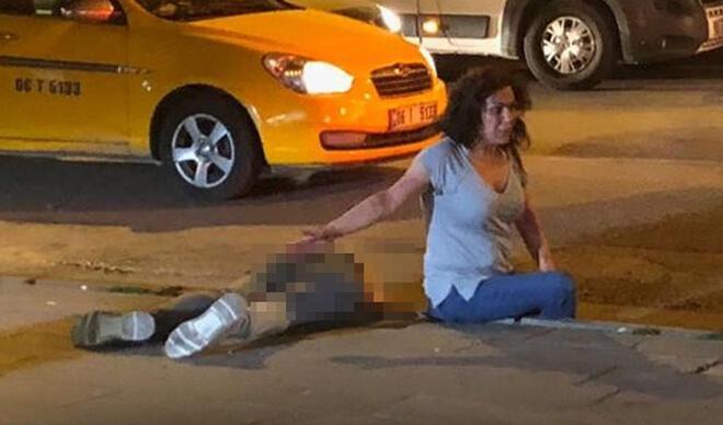 Ankara'da dehşet! 'Adama ne olacaksa olsun…'