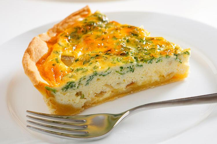 Çavdarlı beyaz peynirli kiş tarifi