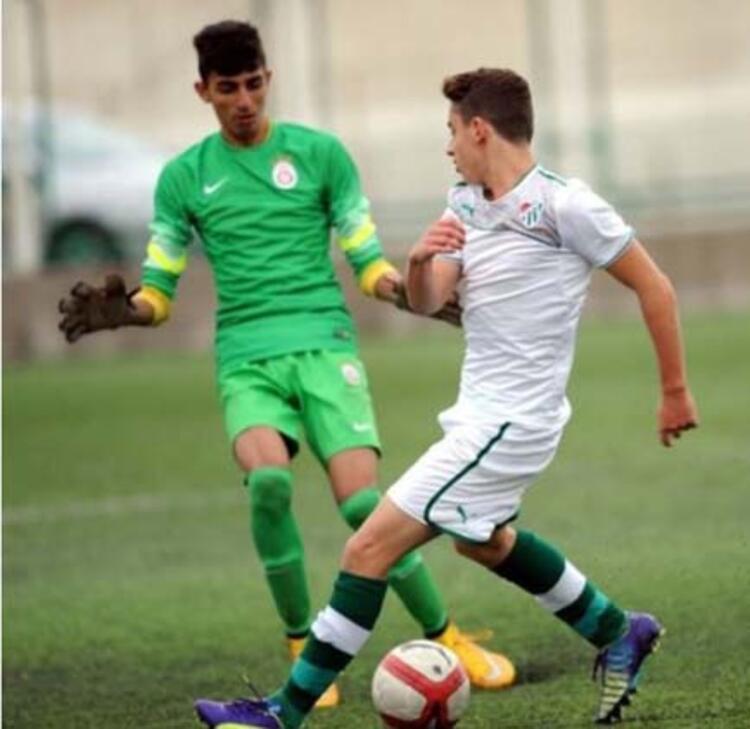 Berk Balaban (19): Kaleci