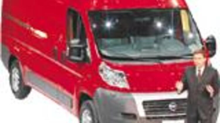 2008 yılında Türkiye, Fiat'ın hafif ticari merkezi olacak