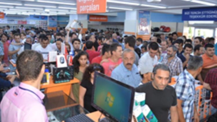 Vatan Bilgisayar, 77. mağazasını açtı