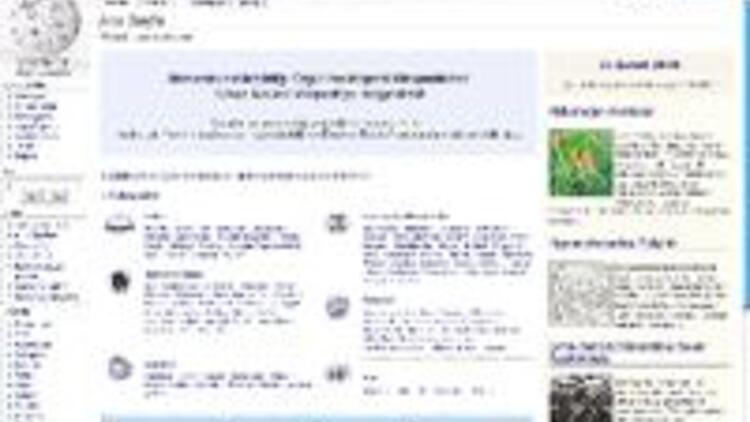 Ansiklopedinin çağdaş hali: Vikipedi