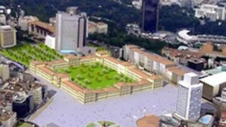 Gezi Parkı'ndaki 'kavga'nın sebebi AVM planı