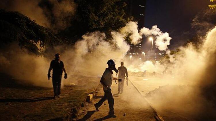Avrupa'nın 'Gezi' raporu: Polisin tutumu insan haklarını tehdit ediyor
