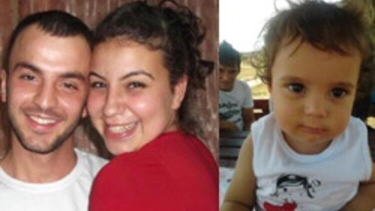 İzne gelen asker, eşi ve 1 yaşındaki kızı öldü