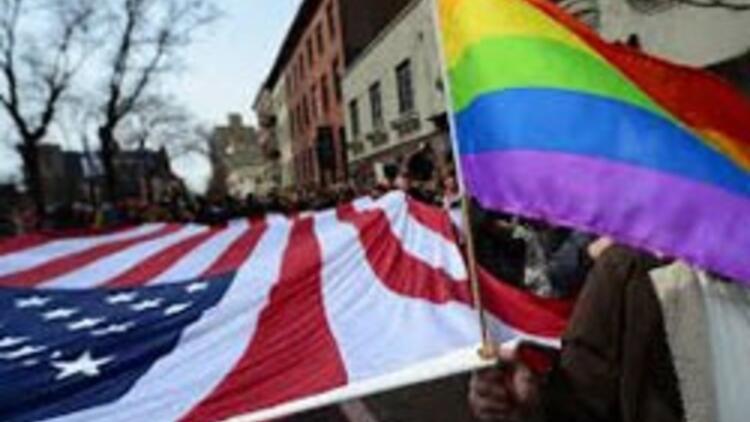 ABD'de eşcinsellere müjde