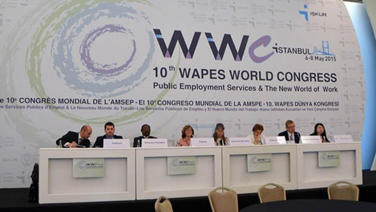 İŞKUR Güney Kore'yi geçerek WAPES dönem başkanı oldu