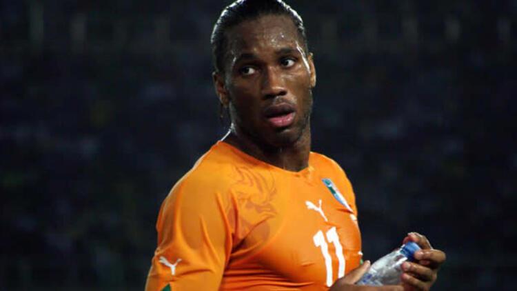 Didier Drogba milli takım kariyerini noktaladı