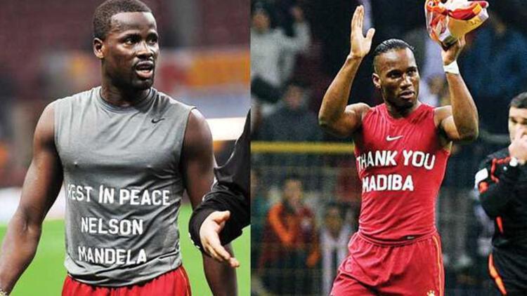 Eboue ve Drogba'ya ceza yok