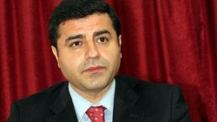 Demirtaş'tan Reyhanlı açıklaması: Hükümetin yanındayız