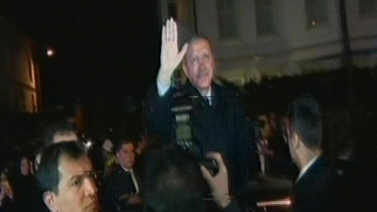 Başbakan Ankara'ya gitti