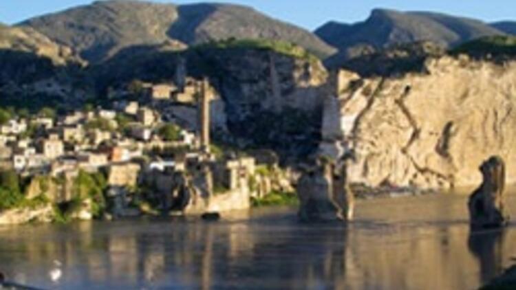 Hasankeyf'te 900 yıl önce arıtma sistemi kullanılmış