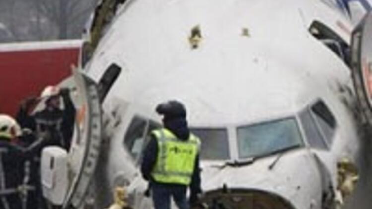 Amsterdam'da düşen THY uçağının suçlusu Boeing