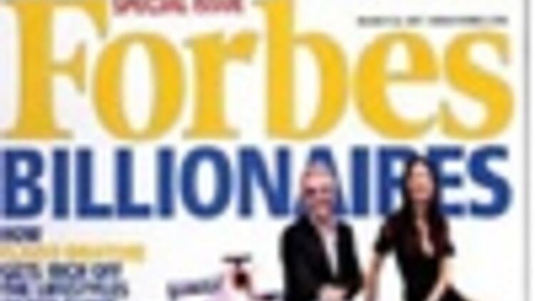 35 Turkish billionaires in Forbes richest people list