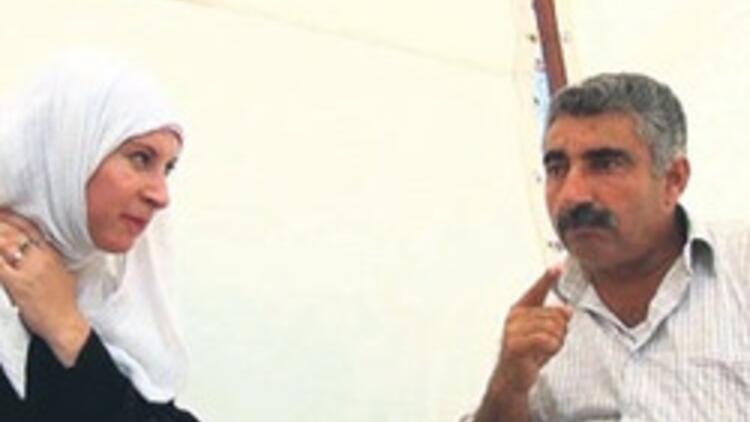 CHP'lilerin alınmadığı o kampa Rus Fatma girdi!