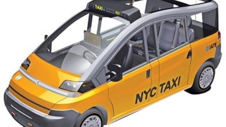 Karsan'ın New York taksisinin temelinden 'Çağdaş'ın izi çıktı
