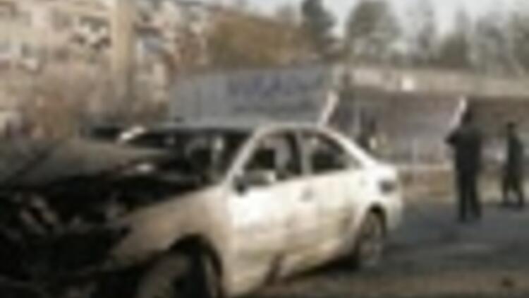 Bomb hits Afghan capital