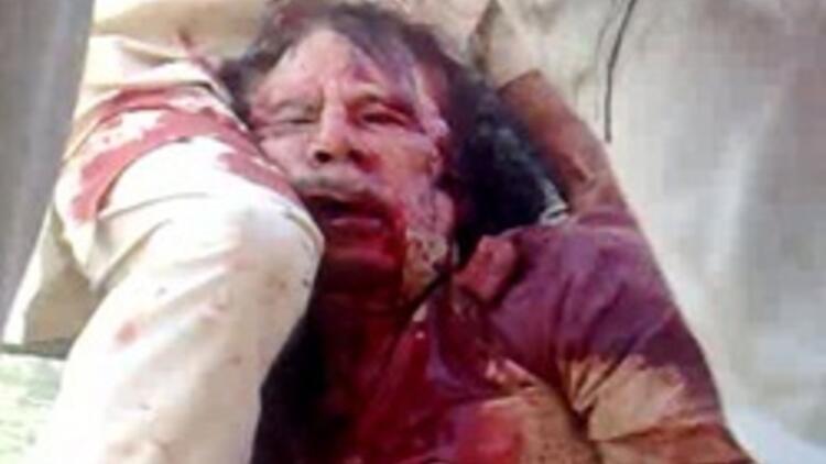 Sarkozy'nin ajanı Kaddafi'yi öldürdü