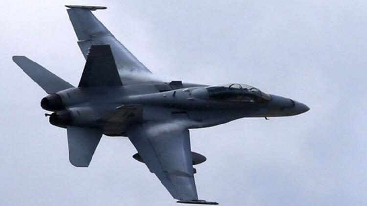 ABD Kuzey Irak'ta IŞİD'i vurdu