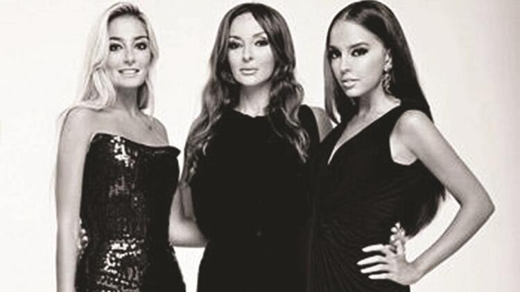 Modern çağın Evita'ları: Mihriban Aliyev ve kızları