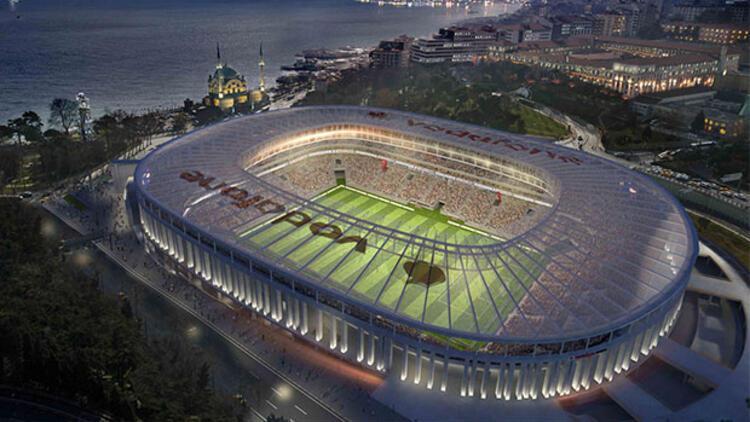 Beşiktaş'tan Vodafone Arena için 2 flaş karar!