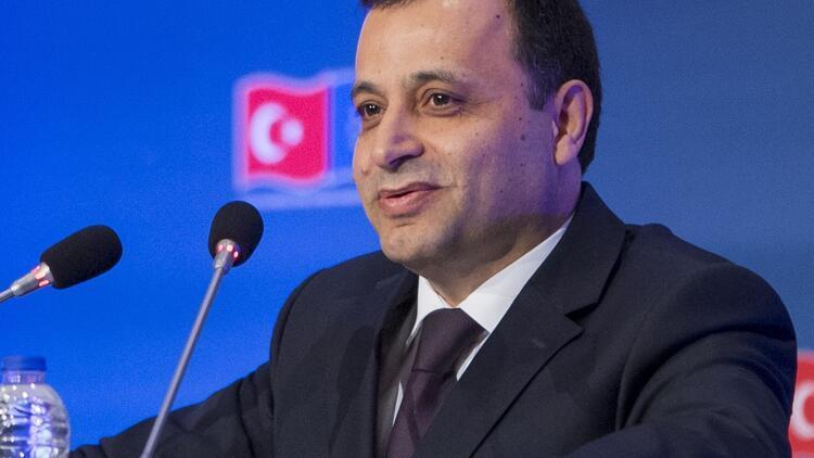 AYM Başkanı Arslan Bireysel Başvuru Sistemi Destek projesi toplantısında konuştu