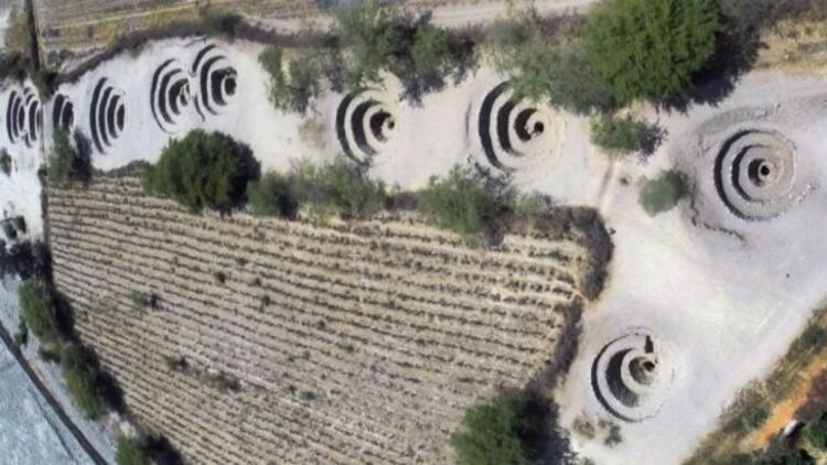 Peru'daki antik kanalların sırrı uzaydan çözüldü