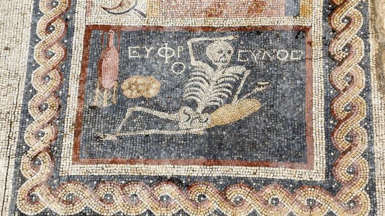 Hatay'da bulunan mozaikle ilgili yeni iddia