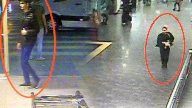 Atatürk Havalimanı'nda bombaları böyle patlatmışlar!