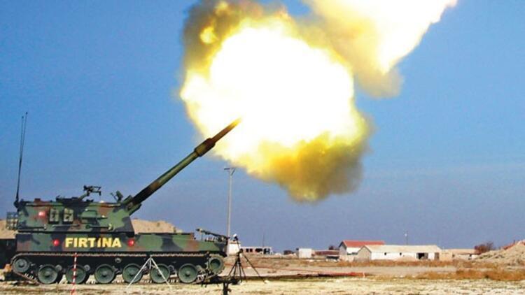 PKK'nın cephaneliği vuruldu