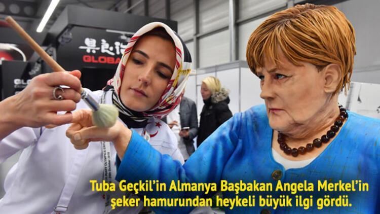 Türk aşçılar Erfurt'ta 27 madalya kazandı
