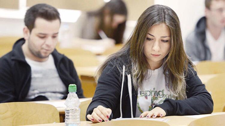 Üniversitede 'acil' tercih