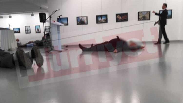 Hürriyet muhabiri anlatıyor: Suikastı gördüm