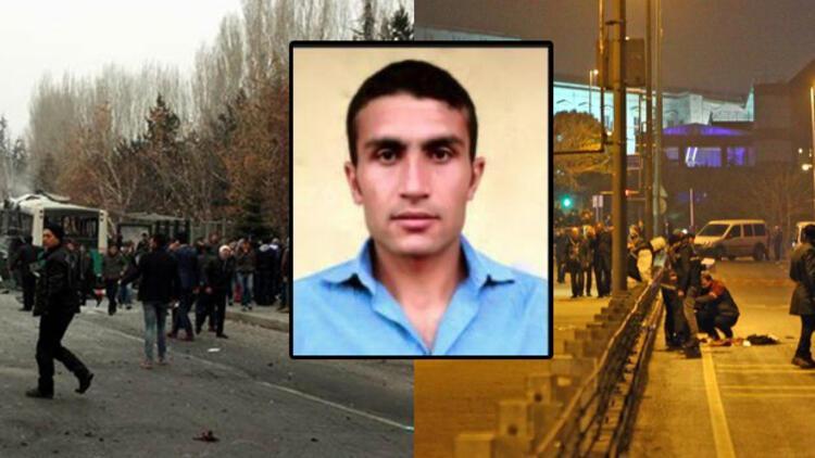Beşiktaş'taki canlı bombanın ismi belirlendi