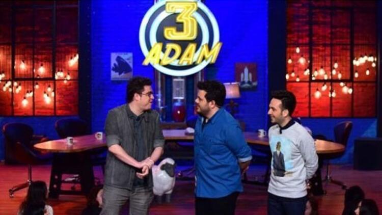 3 Adam'ın bu haftaki konukları kimler olacak? 3 Adam'dan büyük sürpriz