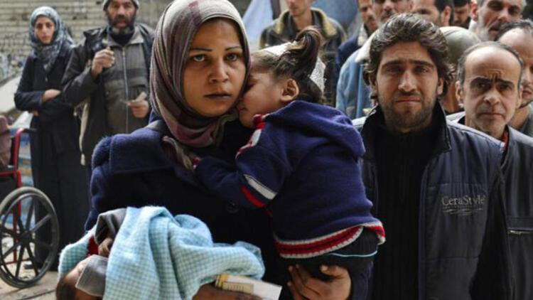 BM'den dünyaya 'Suriye' çağrısı!