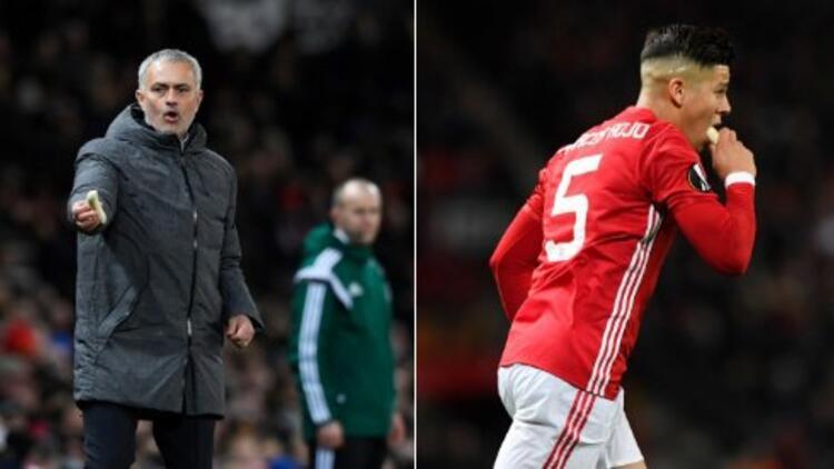 Mourinho'dan ilginç hareket! Muz...