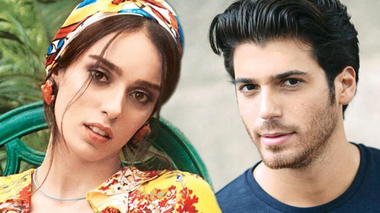 Hangimiz Sevmedik oyuncuları Bestemsu Özdemir ve Can Yaman aşk mı