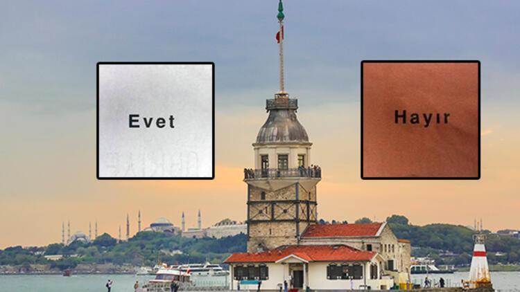 İstanbul'da referandum sonuçlarında sürpriz yaratan ilçeler..